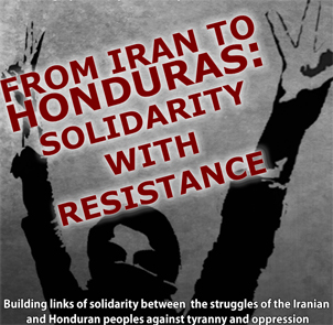 From Iran to Honduras - poster
