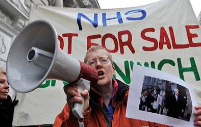 NHS Not For Sale