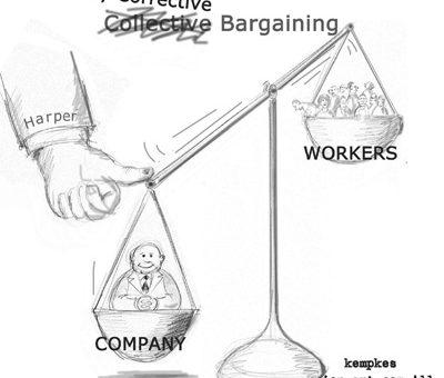 Corrective Bargaining