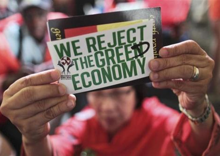 We Reject the Greed Economy
