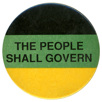 The People Shall Givern