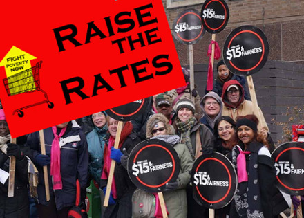 Raise the rates