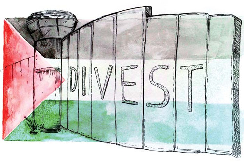 Divest from Israel