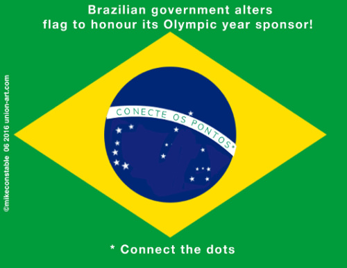 Brazil, connect the dots.