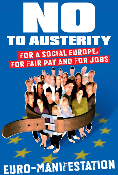 No to Austerity