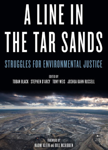 A Line in the Tar Sands