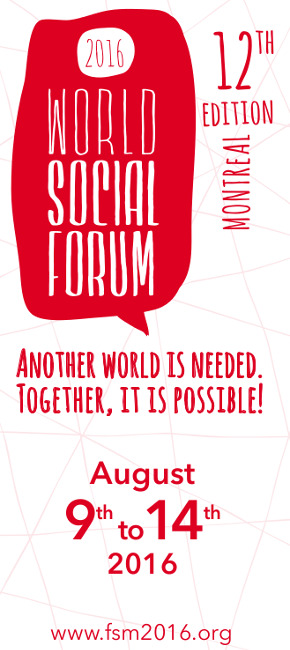 World Social Forum.