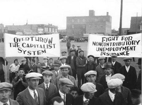 Overthrow the Capitalist System