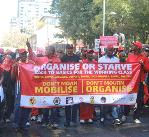 National Union of Metalworkers of South Africa (Numsa)