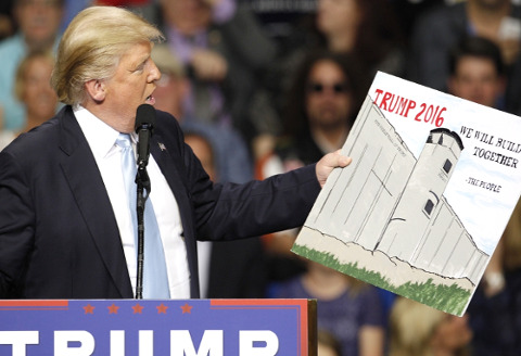 Trump: Build the wall