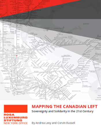"""Mapping the Canadian Left"