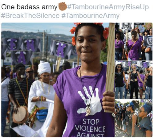 Tambourine Army, #LifeInLeggings