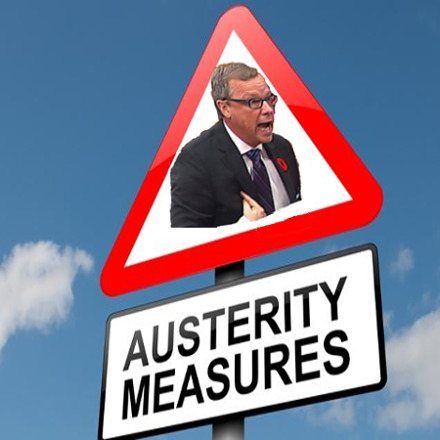 Brad Wall - Austerity Ahead