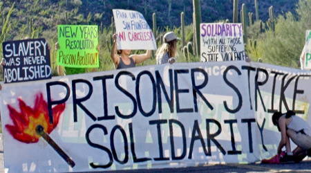 Prisoner Strike Solidarity