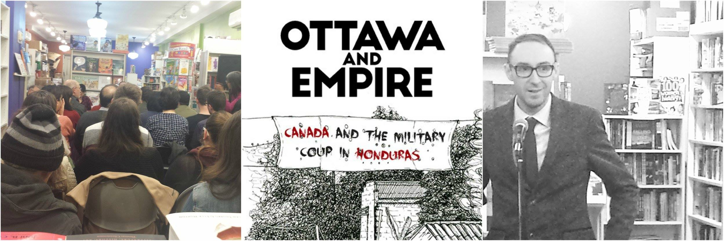 The New Canadian Imperialism In Honduras An Interview With