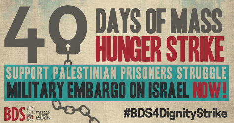 40 Days of Mass Hunger Strike