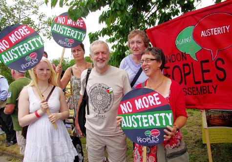 Jeremy Corbyn - No More Austerity