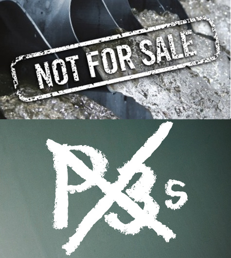 Not For Sale - Stop P3s