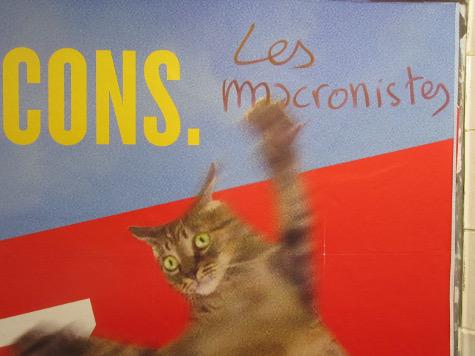 Les Macronistes