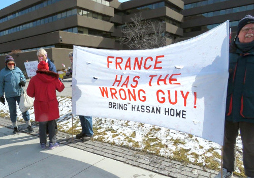 France has the wrong guy. Bring Hassan home