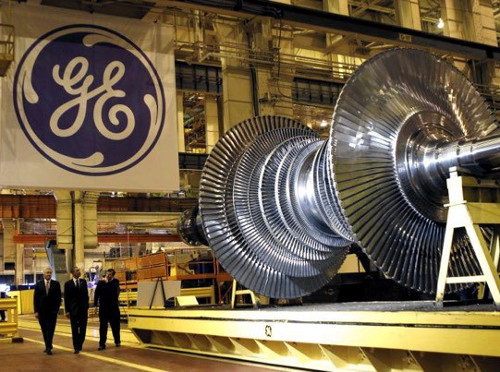 General Electric - Turbines