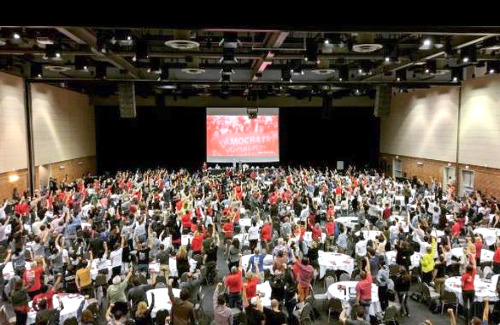DSA Convention 2017