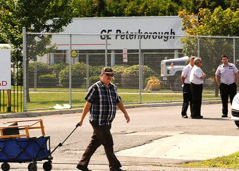 GE closing in Peterborough, Canada