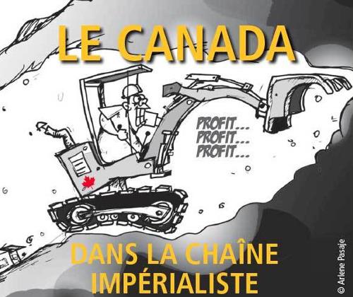 Le Canada dans la chaine imperialiste