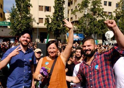 Усиление левых в Чили.