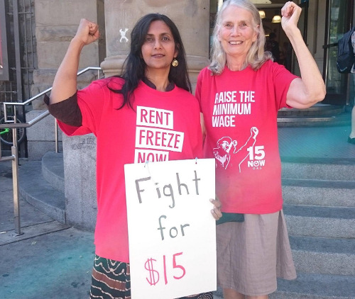 Sawant and Swanson