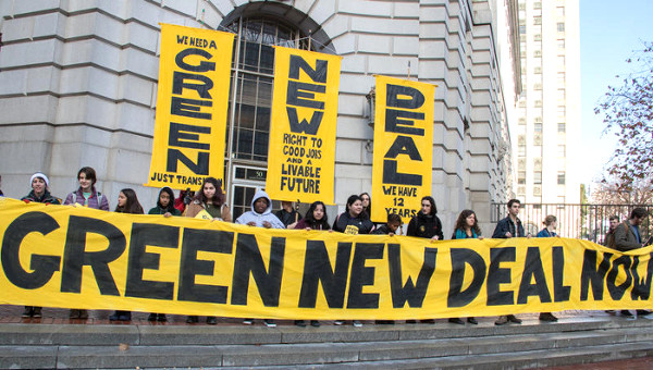 The Green New Deal Can Work – Here's How - The Bullet